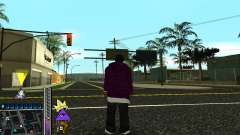C-HUD Lite SWAG for GTA San Andreas