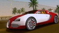 Bugatti Veyron Grand Sport Sang Bleu 2008 for GTA San Andreas