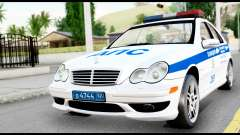Mercedes-Benz C32 AMG ДПС