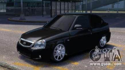 VAZ 2172 R17 for GTA 4