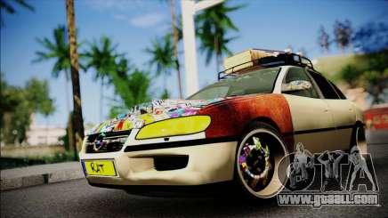 Opel Omega RAT for GTA San Andreas