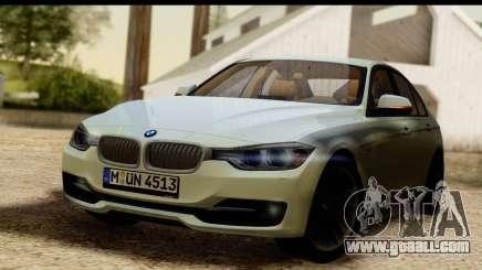 BMW 335i E92 2012 for GTA San Andreas