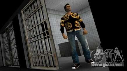 Pentagram Shirt for GTA Vice City