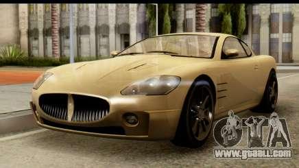 GTA 5 Ocelot F620 v2 for GTA San Andreas