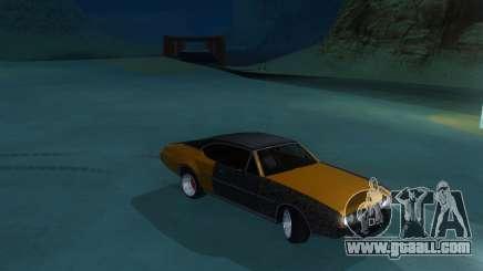 Clover JDM for GTA San Andreas