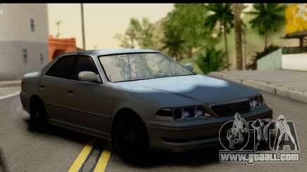 Toyota Mark 2 Stock for GTA San Andreas