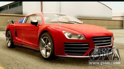 GTA 5 Obey 9F Coupe SA Mobile for GTA San Andreas