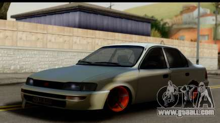 Toyota Corolla ENS Tuning for GTA San Andreas