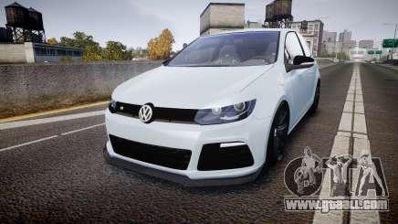 Volkswagen Golf R for GTA 4