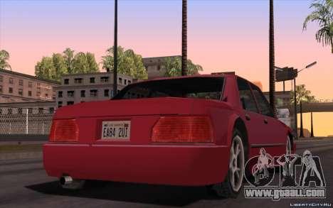 ENB for Tweak PC for GTA San Andreas third screenshot