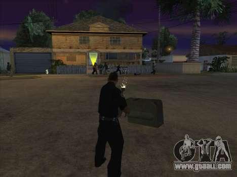 CORD for GTA San Andreas eighth screenshot
