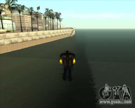 Realistic Water ENB for GTA San Andreas third screenshot