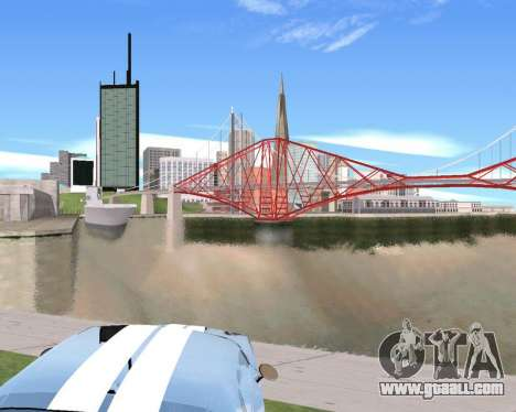 HDX ENB Series for GTA San Andreas second screenshot