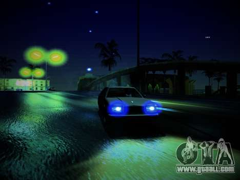 ENB 2.0.4 by Nexus for GTA San Andreas fifth screenshot