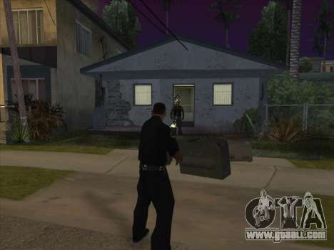 CORD for GTA San Andreas seventh screenshot