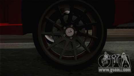 Lancia Delta EVO for GTA San Andreas