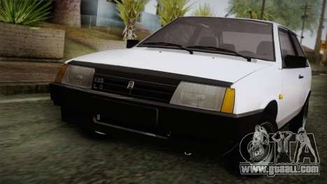 VAZ 2108 Runoff for GTA San Andreas