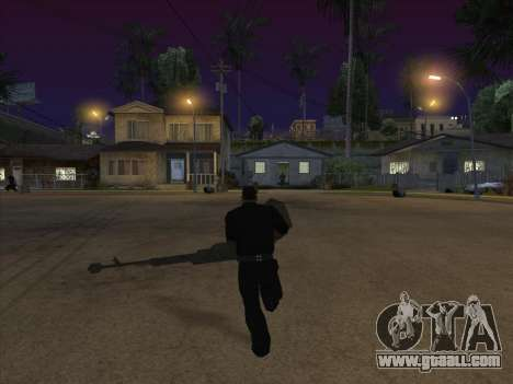 CORD for GTA San Andreas forth screenshot
