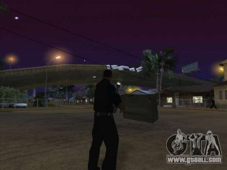 CORD for GTA San Andreas fifth screenshot