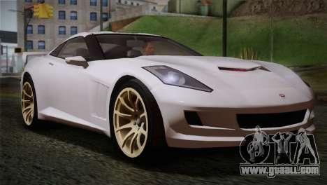 GTA 5 Bravado Banshee SA Mobile for GTA San Andreas