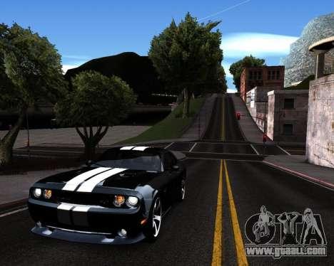 HDX ENB Series for GTA San Andreas third screenshot
