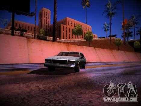 ENB 2.0.4 by Nexus for GTA San Andreas second screenshot