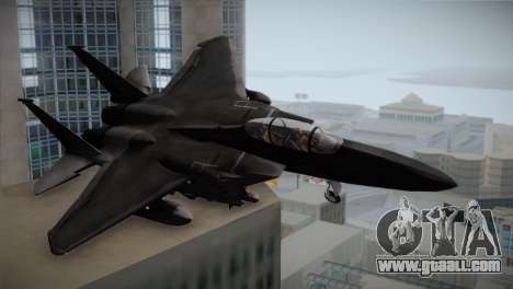 F-15 (Battlefield 2) for GTA San Andreas