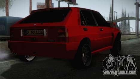 Lancia Delta EVO for GTA San Andreas