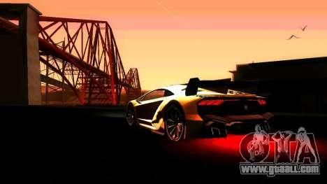 ANCG ENB for low PC for GTA San Andreas third screenshot