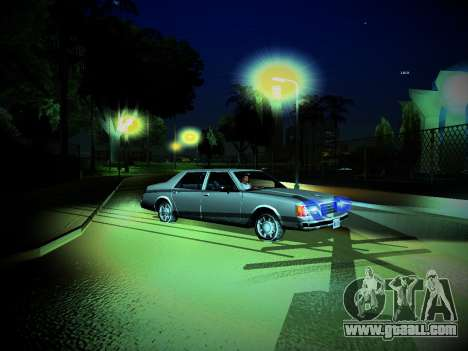 ENB 2.0.4 by Nexus for GTA San Andreas forth screenshot