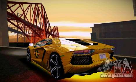 ANCG ENB for low PC for GTA San Andreas twelth screenshot