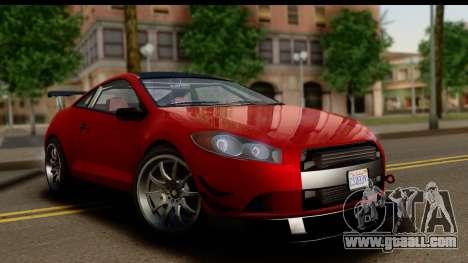 GTA 5 Maibatsu Penumbra IVF for GTA San Andreas