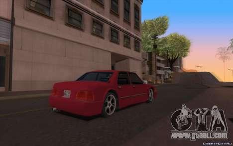 ENB for Tweak PC for GTA San Andreas forth screenshot