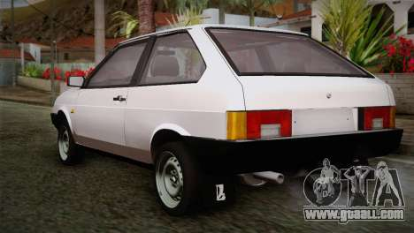 VAZ 2108 Runoff for GTA San Andreas left view