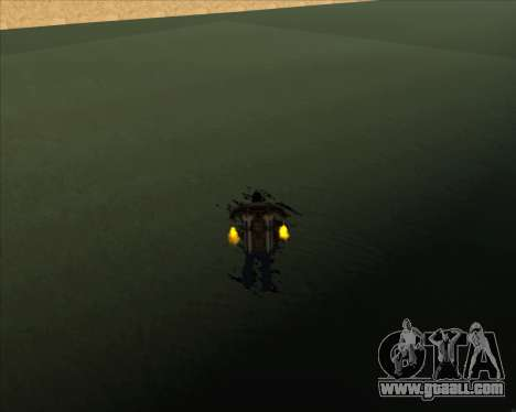 Realistic Water ENB for GTA San Andreas second screenshot