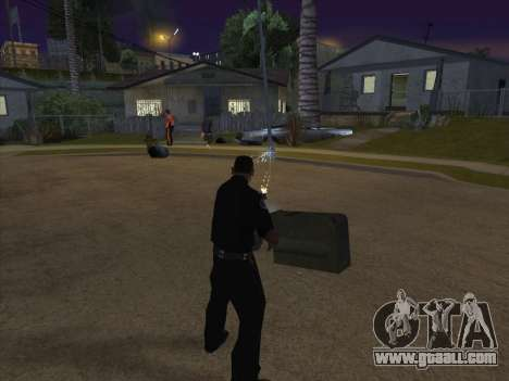 CORD for GTA San Andreas sixth screenshot
