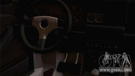 Lancia Delta EVO for GTA San Andreas right view