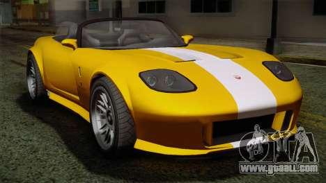 GTA 5 Invetero Coquette SA Mobile for GTA San Andreas