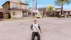 Real animations from GTA 5