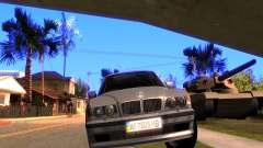 BMW 740i BL for GTA San Andreas