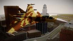 SU-37 Terminator for GTA San Andreas