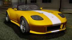 GTA 5 Invetero Coquette SA Mobile for GTA San Andreas