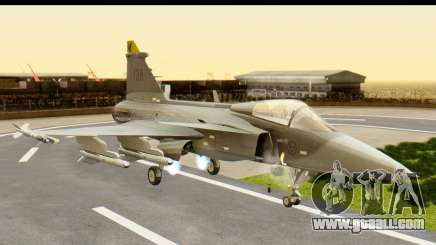 Saab Gripen NG for GTA San Andreas