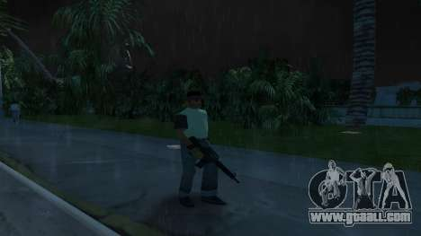 New weapons, gangs for GTA Vice City forth screenshot