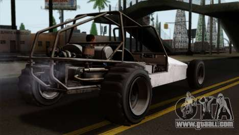 GTA 5 Dune Buggy for GTA San Andreas left view