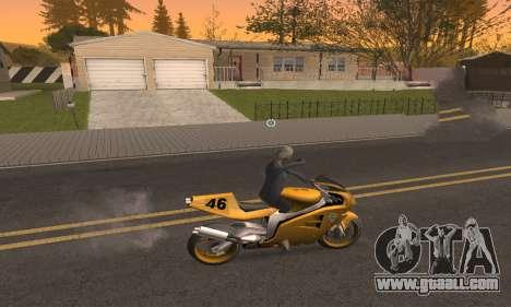 CLEO Drive By for GTA San Andreas third screenshot