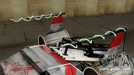 GTA 5 Space Docker IVF for GTA San Andreas right view