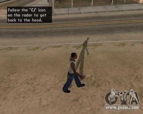 Shadows Settings Extender 2.1.2 for GTA San Andreas second screenshot