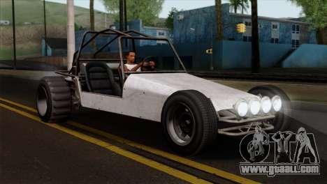 GTA 5 Dune Buggy for GTA San Andreas