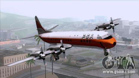 L-188 Electra PSA for GTA San Andreas